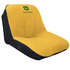 John Deere Large Deluxe Seat Cover for Gators & Lawn Mowers - LP92634
