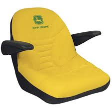 John Deere Ztrak Seat Cover with Arm Rests - LP92734