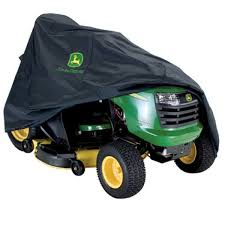 John Deere Large Deluxe Riding Mower Cover - LP93647