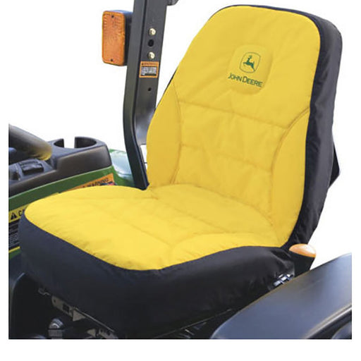 John Deere Large Seat Cover for Compact Utility Tractors - LP95233