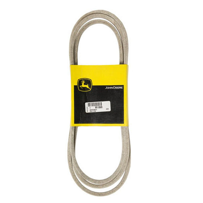 John Deere Secondary Deck Drive Belt - M118685 for 300, G100, GT and LX Series with 54-inch Deck