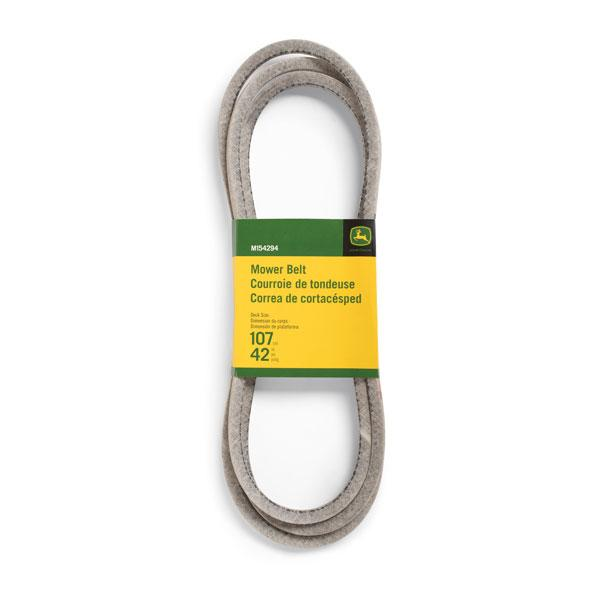 John Deere Deck Drive Belt - M154294 for EZTrak Z225 and Z235