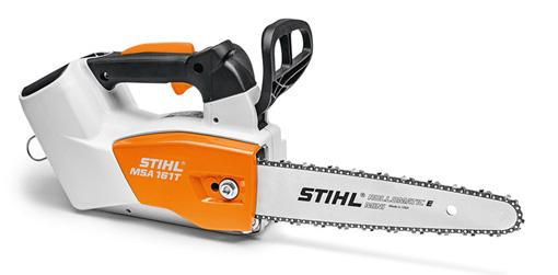 Stihl Lithium Ion Chain Saw MSA 161 T