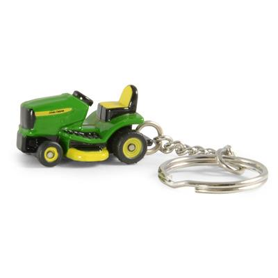 John Deere Lawn Mower Key Chain