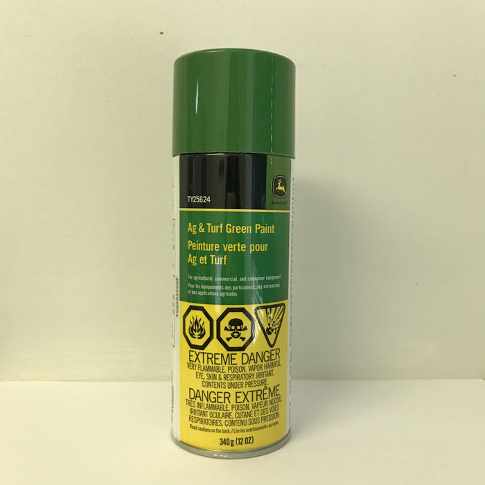 John Deere Ag & Turf Green Spray Paint - TY25624