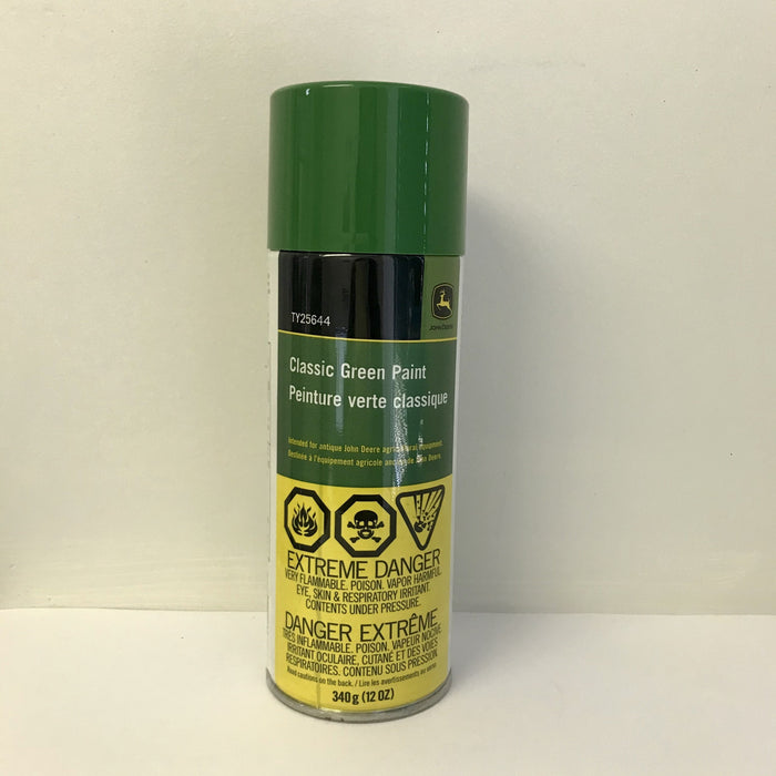 John Deere Classic Green Spray Paint - TY25644