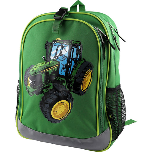 John Deere Boy Child Tractor Backpack