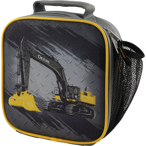John Deere Boy Child Excavator Lunchbox