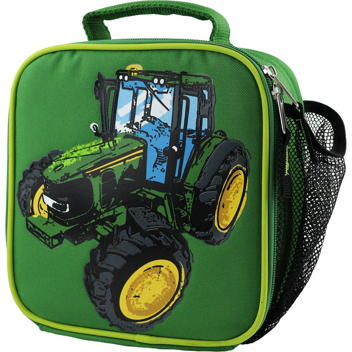 John Deere Boy Child Side Tractor Lunchbox