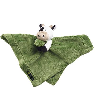 John Deere Unisex Infant Cuddle Blanket Green