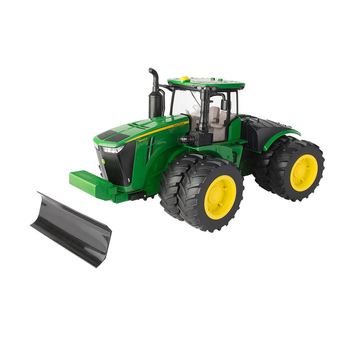 John Deere 1:16 Big Farm 9620R Tractor with Blade