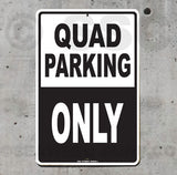 AA13 Quad Parking Only - Seaweed Surf Co
