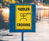 AA18 Paddler Crossing Sample