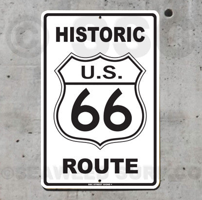 AA20 Historic Route 66 - Seaweed Surf Co