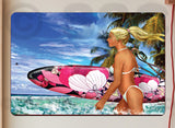 AA228 High Tide 2 - Aluminum Novelty Metal Sign
