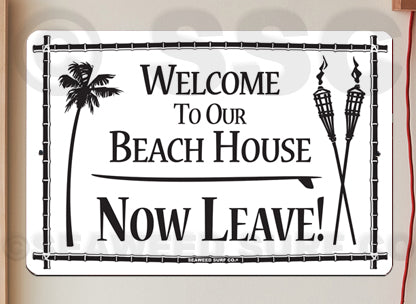 AA50 Beach House - Now Leave - Seaweed Surf Co