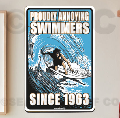 AA704 Annoying Swimmers - Seaweed Surf Co