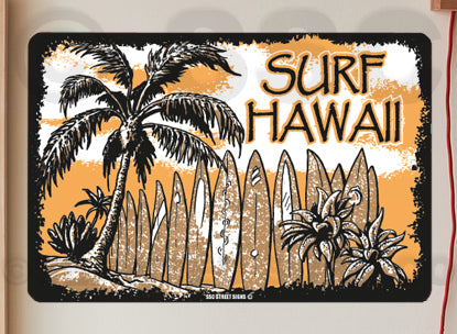 AA707 Surf Hawaii