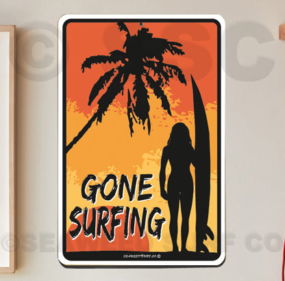 AA711 Gone Surfing Female