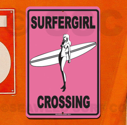 SF1 - Surfergirl Crossing