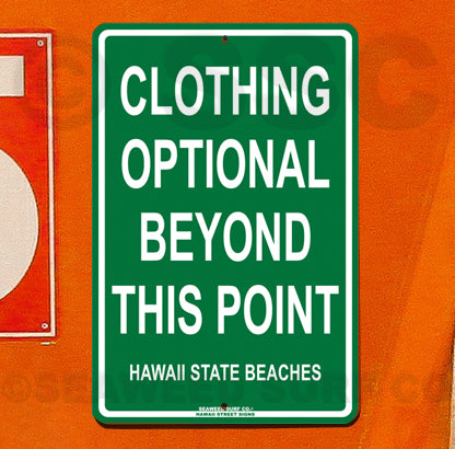 SF21 Clothing Optional Hawaii