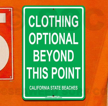 SF36 Clothing Optional California