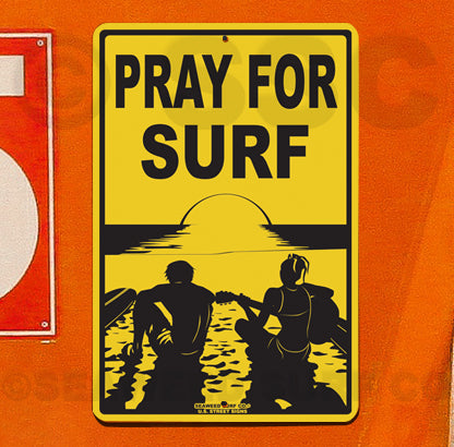 SF43 Pray For Surf - Seaweed Surf Co