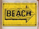 SF49 Beach Arrow - Seaweed Surf Sign Co