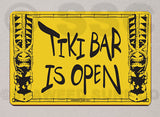 SF58 Tiki Bar Open
