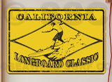 SF63 Longboard Classic California - Seaweed Surf Co