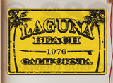 SF65 Laguna Beach 1976 - Seaweed Surf Sign Co