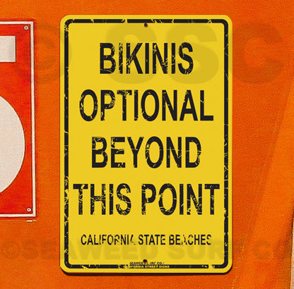 SF79 Bikinis Optional California - Seaweed Surf Sign Co