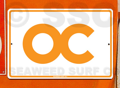 SF85 Orange County - Seaweed Surf Sign Co