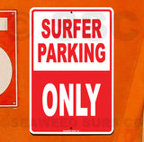 SF91 Surfer Parking - Seaweed Surf Co