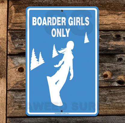 SN4 Boarder Girls Only - Seaweed Surf Sign Co