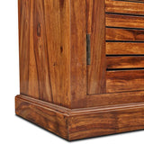 Neilson Shoe Rack Walnut