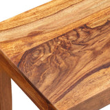 Elmora Nest of Table 3 Pcs Walnut