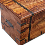 Meaghan Trunk Box Walnut
