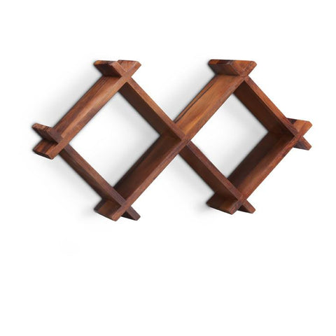 Emmaus Wall Bracket Walnut