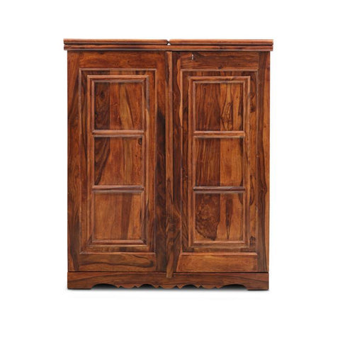 Topanga Bar Unit Walnut