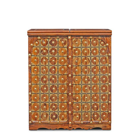 Coronado Bar Cabinet Walnut