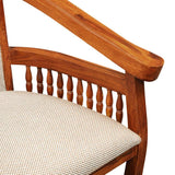 Cariba Bedroom Chair Walnut