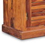 Saxon Shoe Rack Walnut