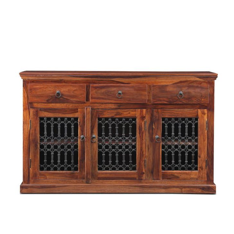 Fontana Kitchen Cabinet Walnut