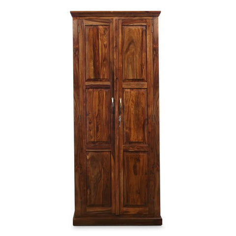 Artesia Wardrobe Walnut