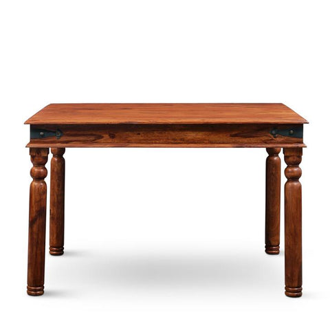 Goleta Four Seater Dining Table Walnut