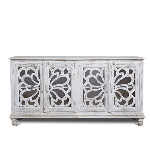 Noah Side Board White