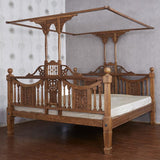 Josiah King Bed Without Storage