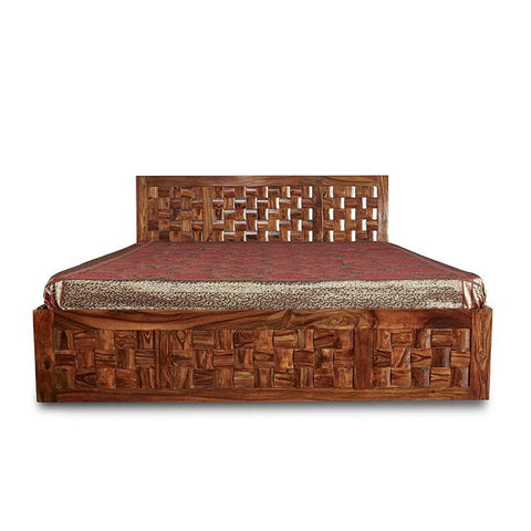 Grayson King Size Bed