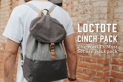 It's a Cinch! Introducing the LOCTOTE Cinch Pack